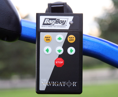 Bag Boy Navigator Remote