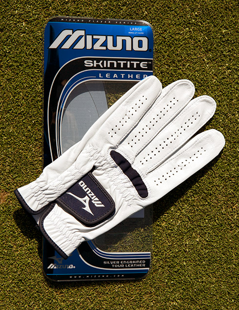 Mizuno Skintite Glove Packaging