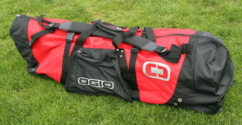 Ogio Straight Jacket Travel Bag Review Accessories The Sand Trap