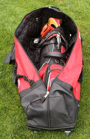 Ogio Straight Jacket Travel Bag Review