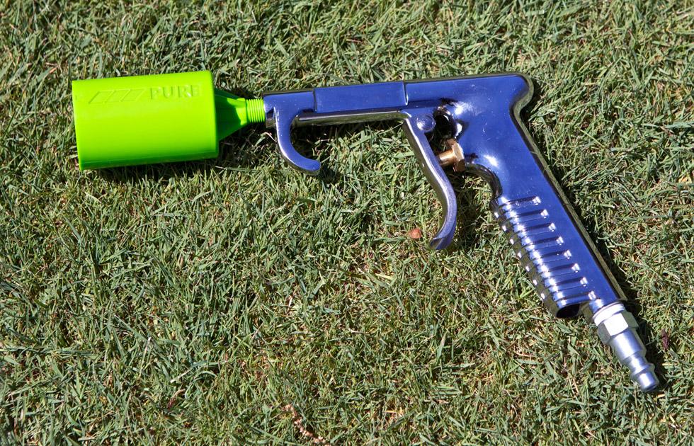 Pure Grips Install Gun