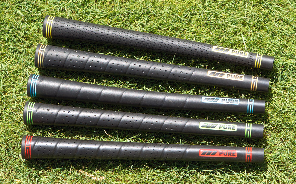 Lineup of Grips