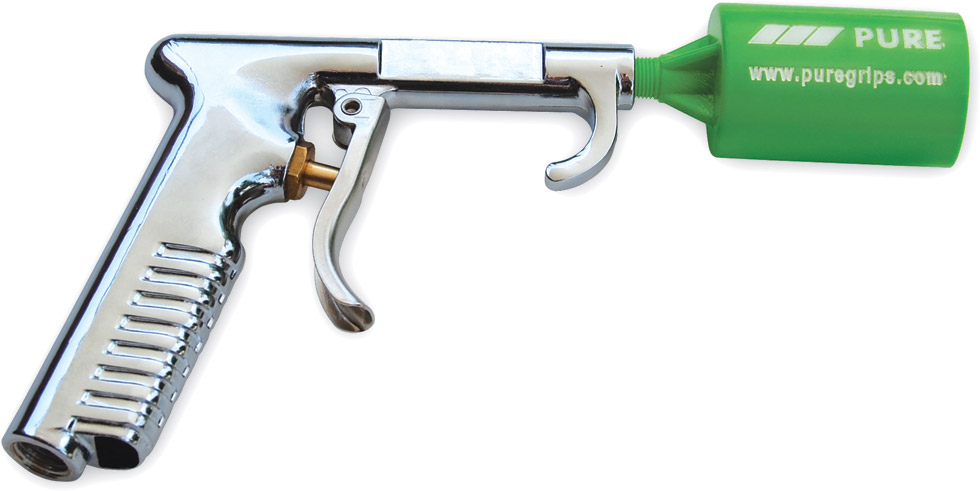 Tapeless Installation Gun