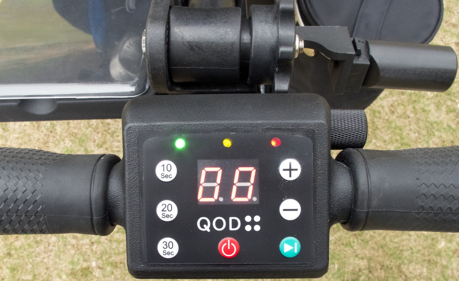 QOD Cart Control Panel