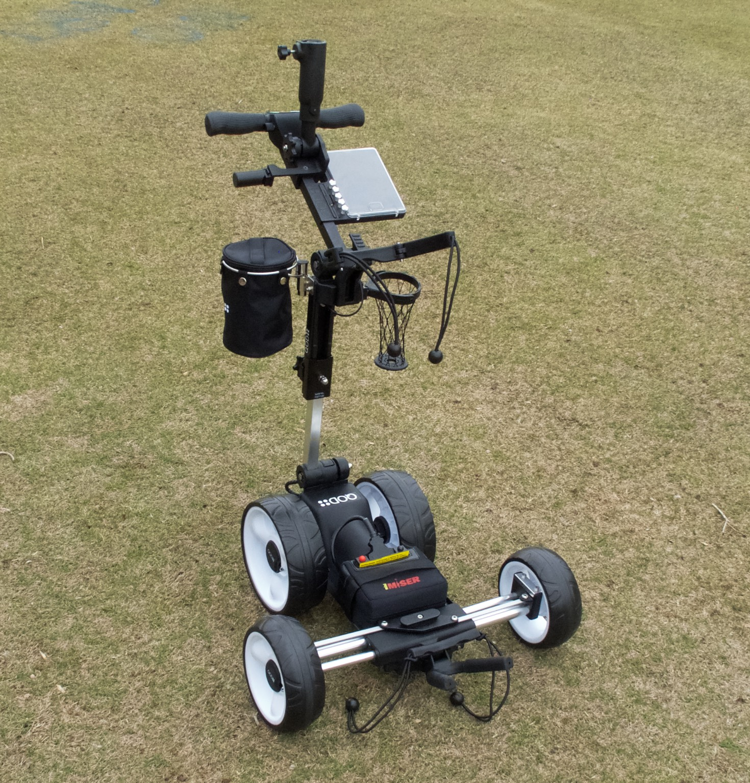 QOD Cart Setup