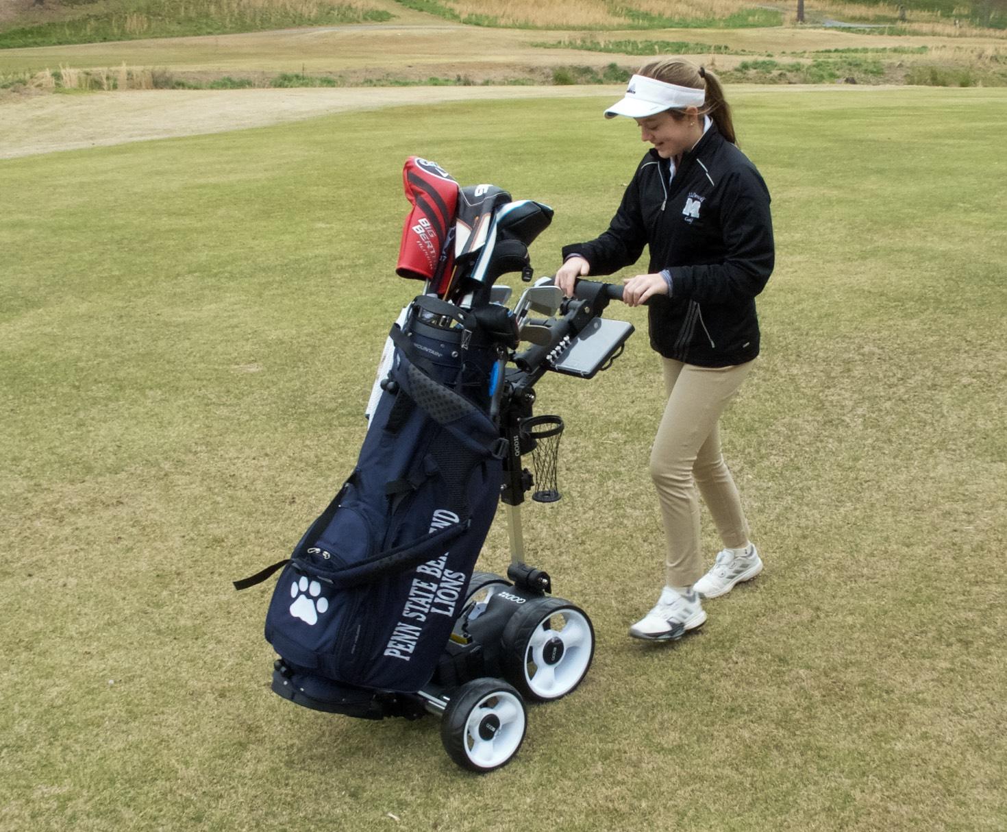 QOD Electric Golf Cart Review (Accessories, Hot Topics