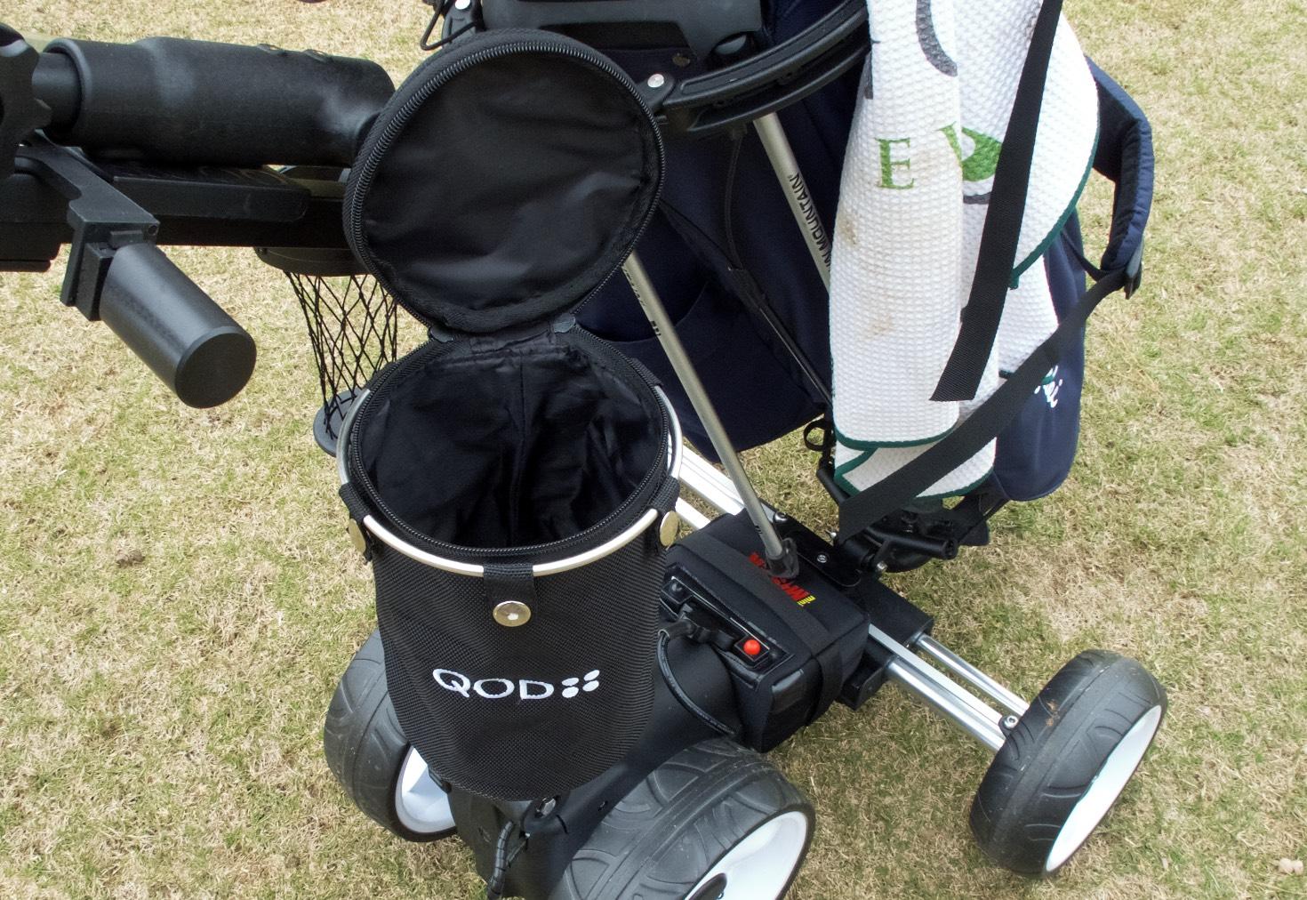 QOD Cart Storage Bag