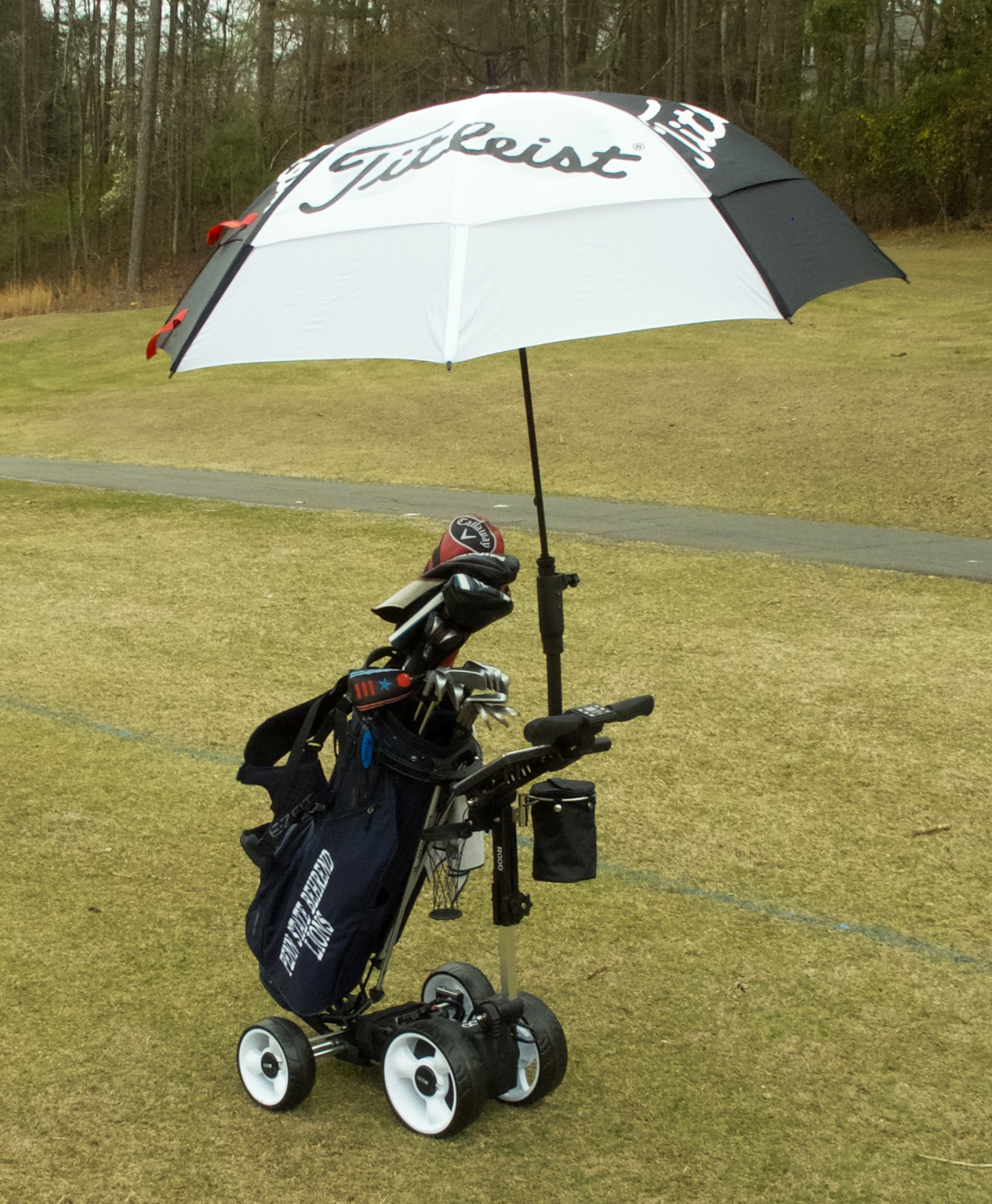 QOD Cart Umbrella