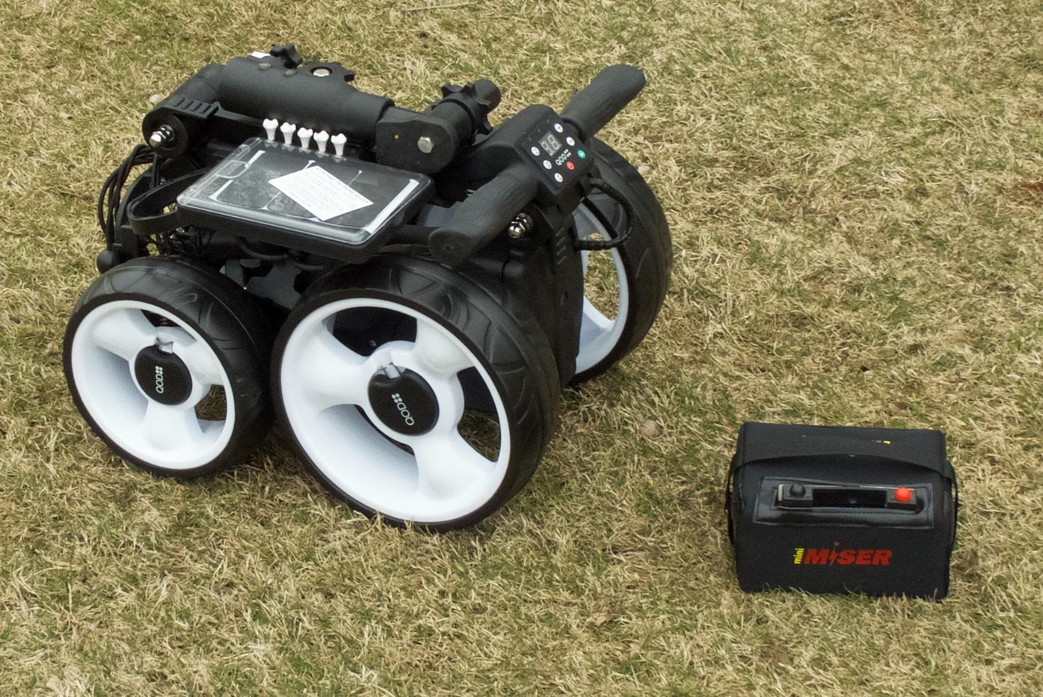 QOD Cart Battery