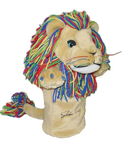Winningedge Headcover Lion