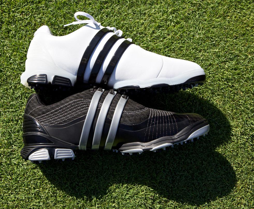 Adidas Tour 360 4.0 and Tour 360 Sport Shoe Review (Apparel ...
