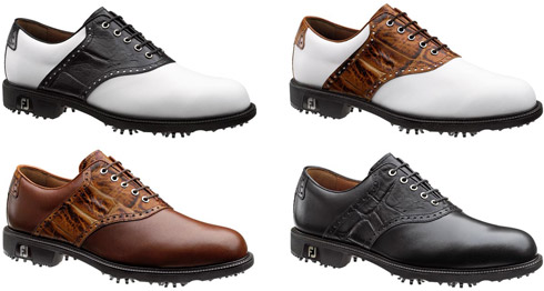 FootJoy ICON Saddle Shoes