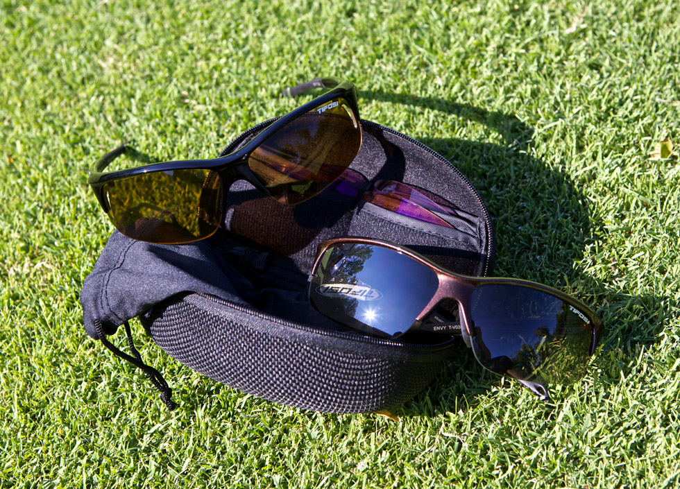 Tifosi Sunglasses Case