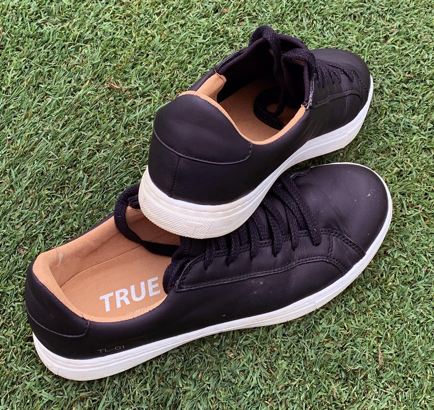 TL-01 Black Heel