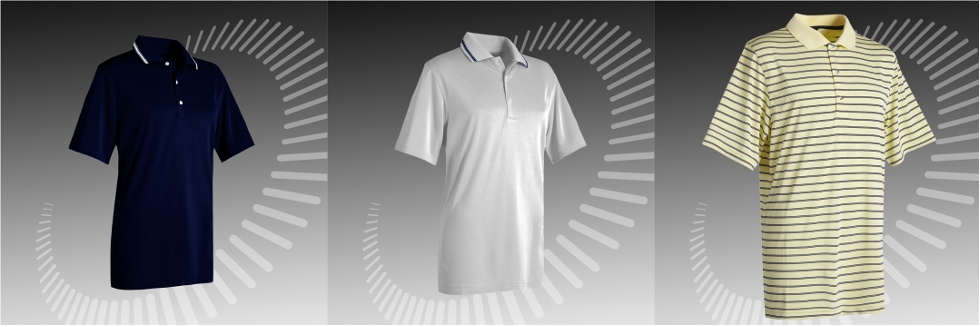 Zero Restriction ZR-290x Performance Polos