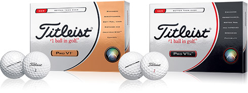 Titleist Boxes