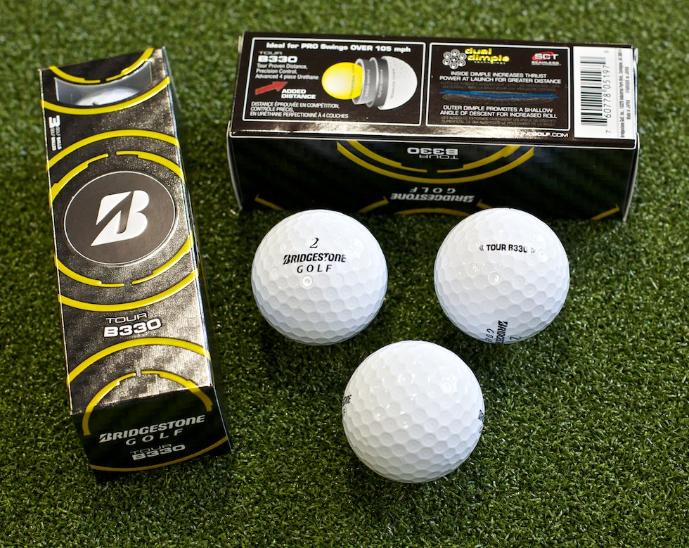 Bridgestone 2012 B330 Ball