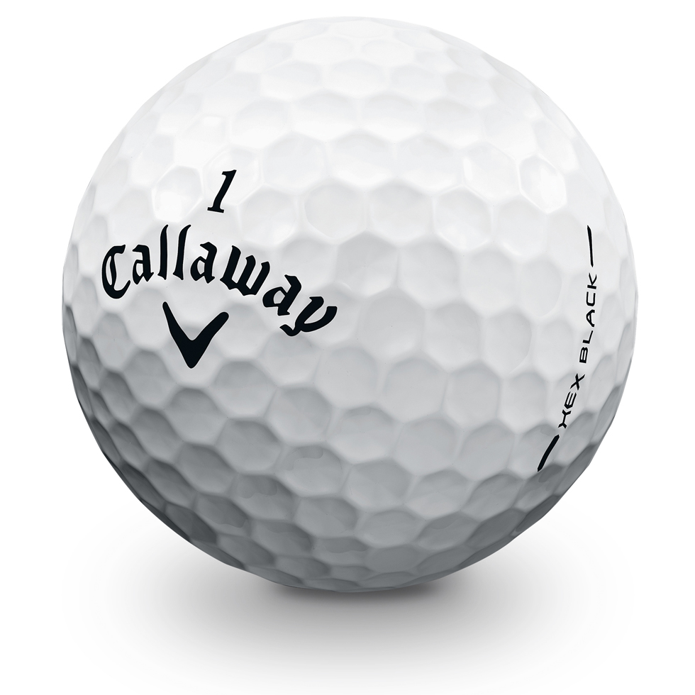 Callaway Hex Black Tour Golf Ball Review (Balls, Review ... Golf Balls