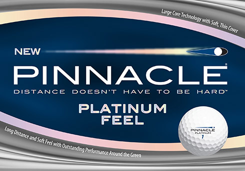Pinnacle Platinum Feel