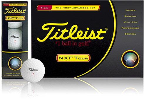 Titleist 2K7 NXT Tour