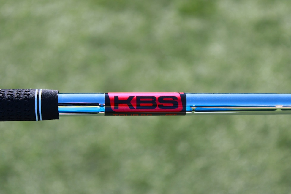 Adams CB3 Irons Shaft KBS