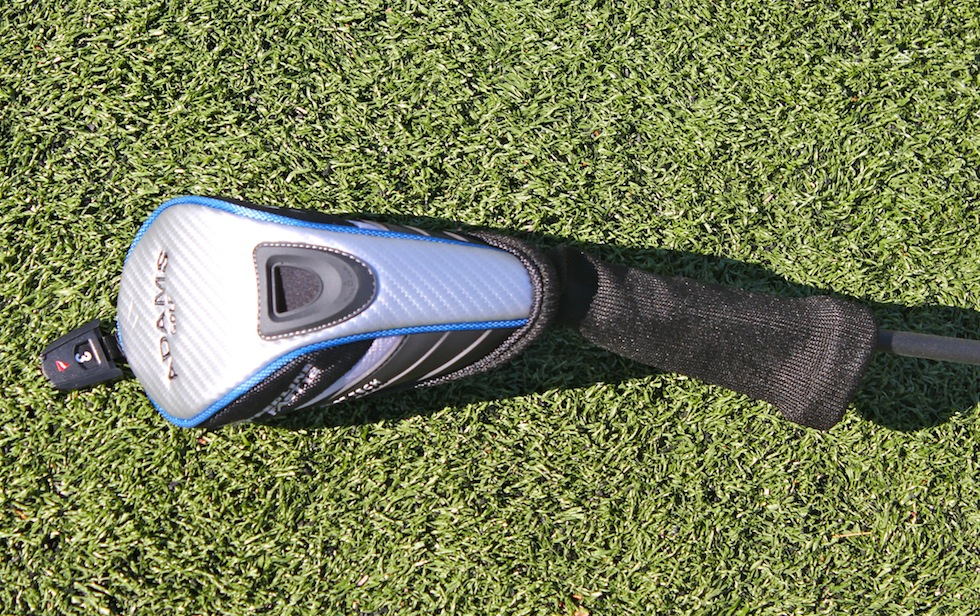 Adams Fast 12 Wood Headcover