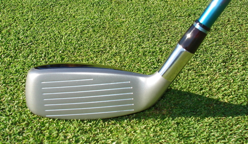 Adams Idea Pro hybrid face