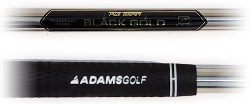 Adams Idea Pro Forged Irons Shaft