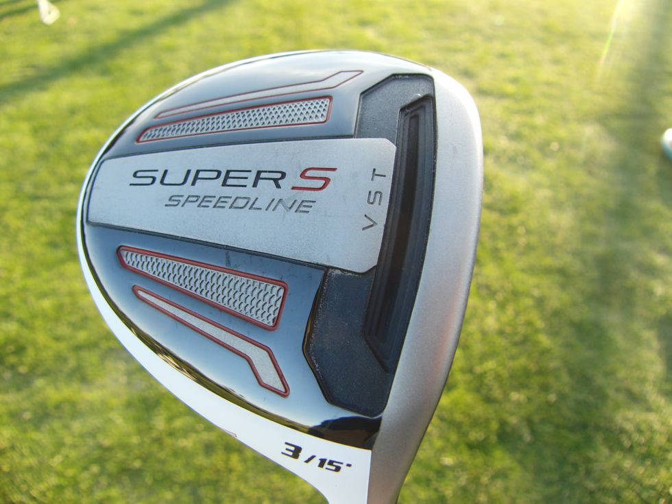Adams Super S Fairway Sole