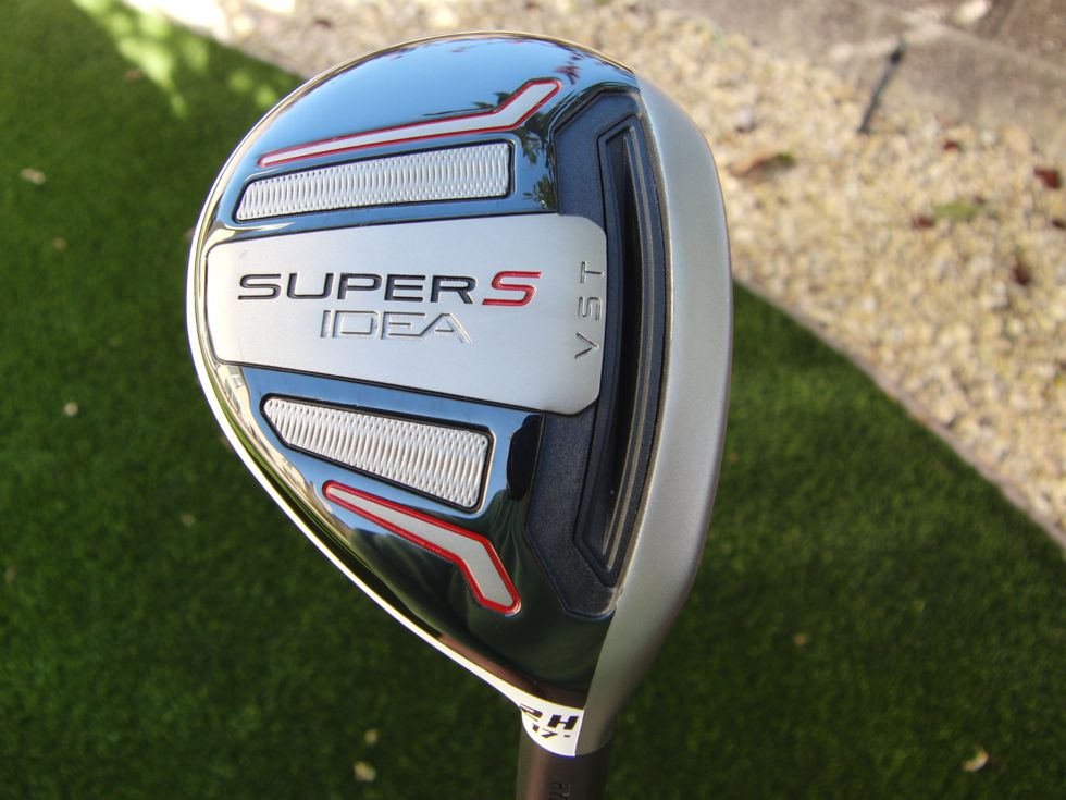 Adams Super S Fairway Woods And Hybrids Review Clubs