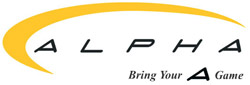 Alpha Golf Logo