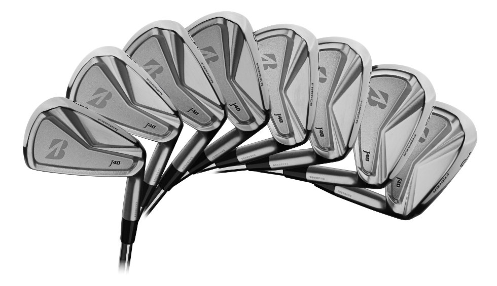 Bridgestone J40 Cavity Back Irons - Set