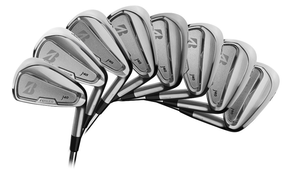 Bridgestone J40 Pocket Cavity Irons - Set