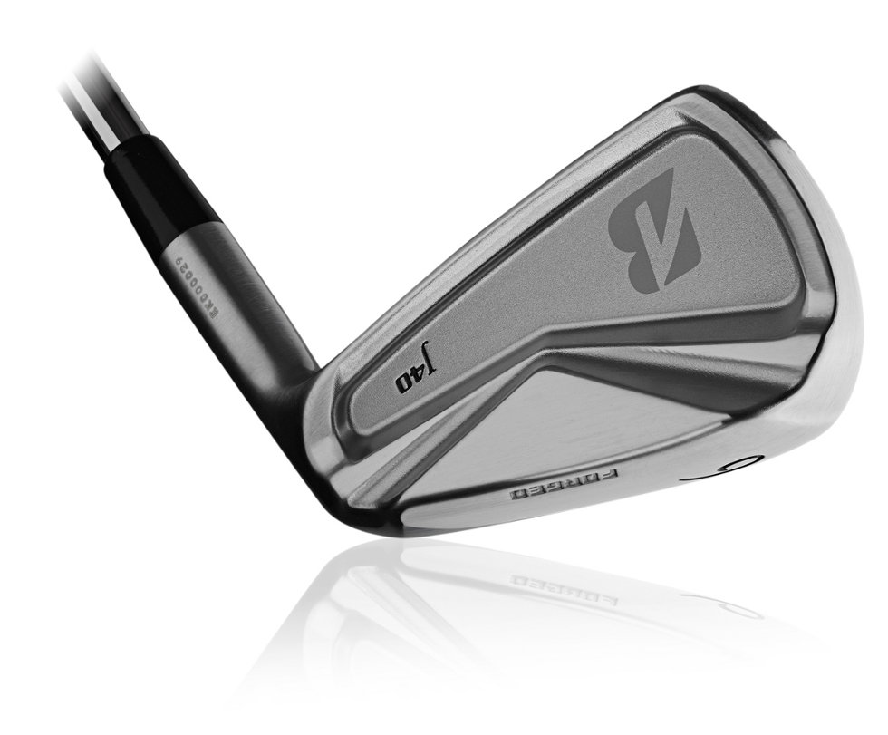 Bridgestone J40 Forged Cavity Back Iron