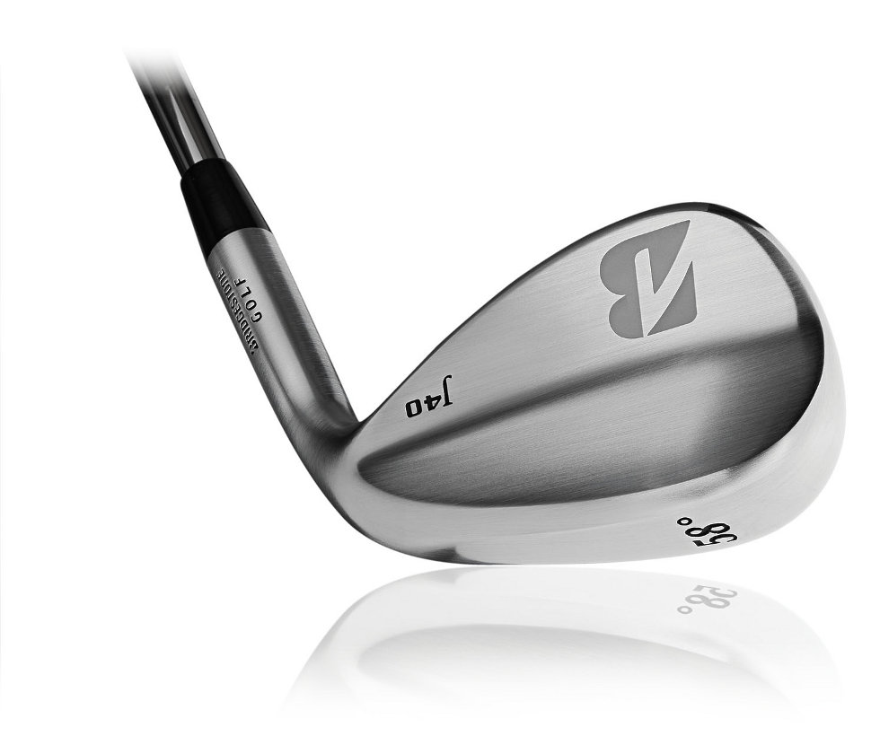 Bridgestone J40 Wedge - Satin Chrome Finish