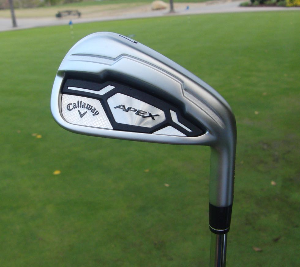 Callaway Apex CF16 Irons 7iron Hero