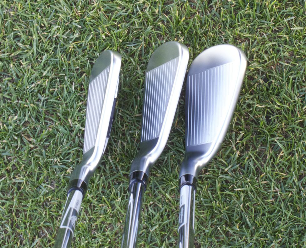 Callaway Apex Irons Address
