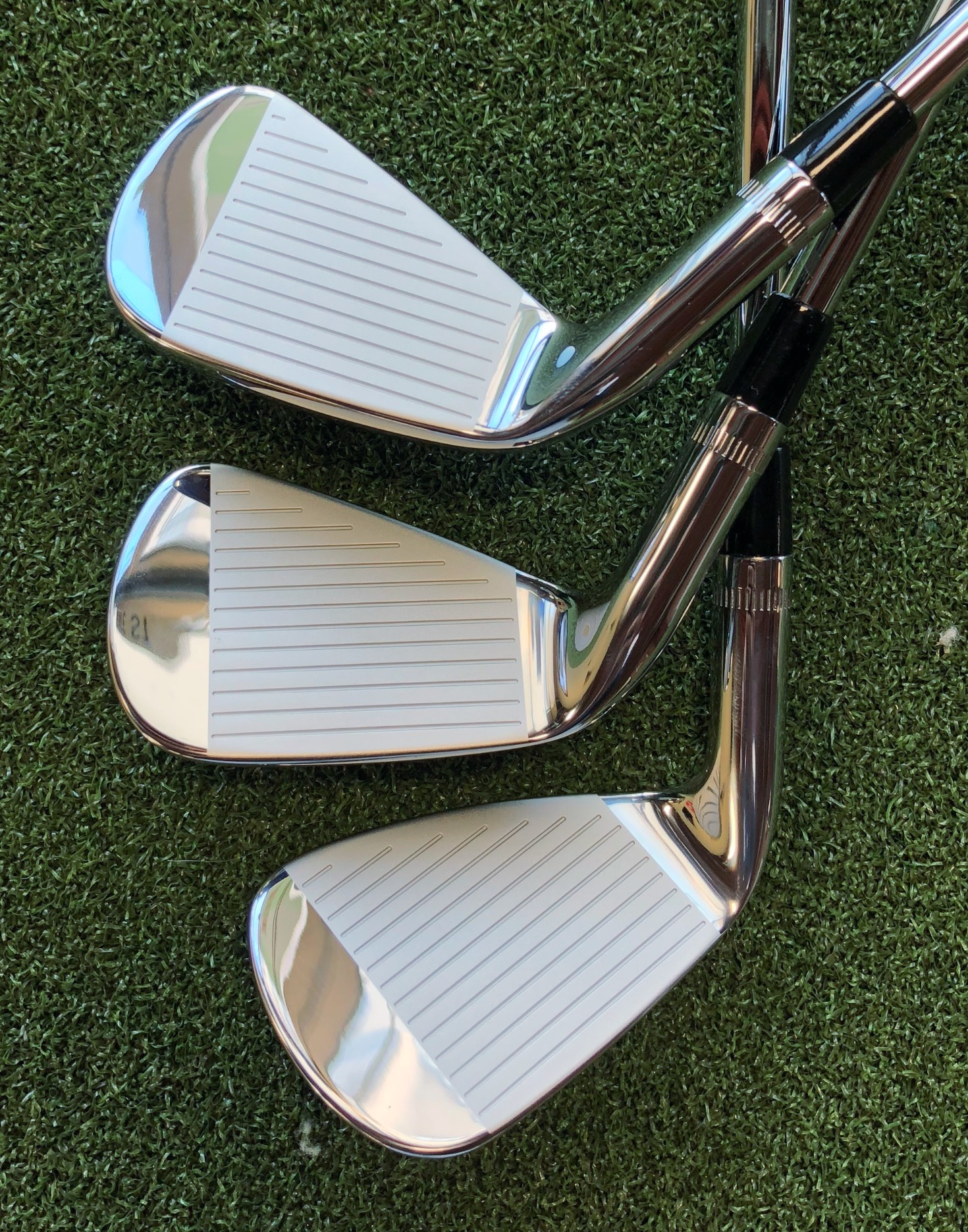 Callaway Apex MB 2018 Faces