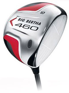Callaway Big Bertha 460 Hero