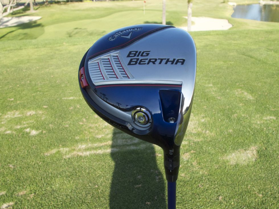 Callaway Big Bertha 2014 Review Clubs Review The Sand Trap