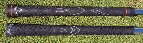 Fusion Wide Sole and Fusion factor Grips