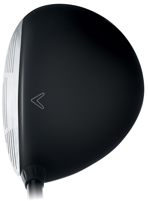 Callaway X Hot Fairway Wood Address