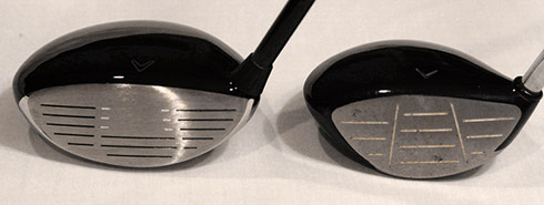 Callaway Fairway Wood Comparison