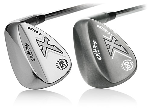 Callaway X-Forged Wedges