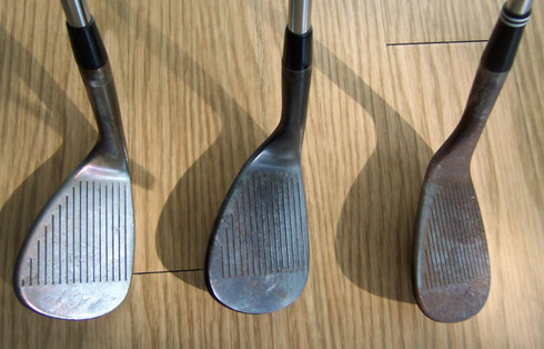 Callaway X-Tour Wedge Comparison