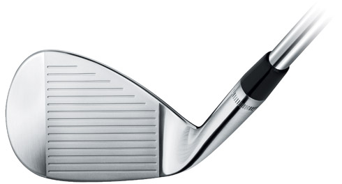 Callaway X-Tour Wedge Face