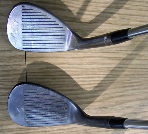 Callaway X-Tour Wedge Two Top