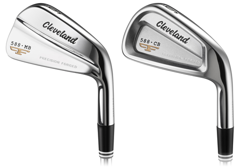 Cleveland 588 Forged Irons