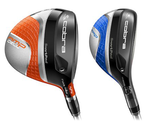 Cobra Amp Cell Fairway and Hybrid