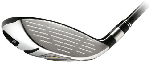 Cobra Baffler Rail Fairway Wood Face